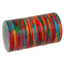 Wholesaler and Manufacturer in Metal Bangles
