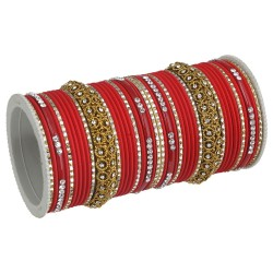 Golden Kada Set in wholesale prices